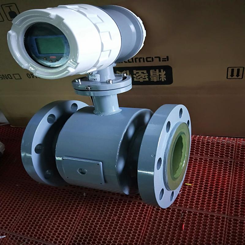 LDE-400电磁流量计电极要怎样维护?