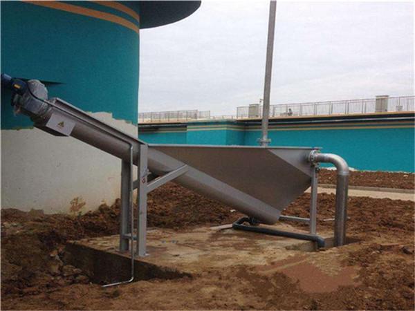 砂水分离器的操作说明