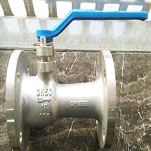 Q41M不锈钢排污球阀