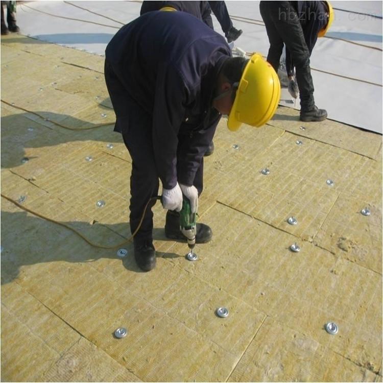 大城生产机制竖丝岩棉板