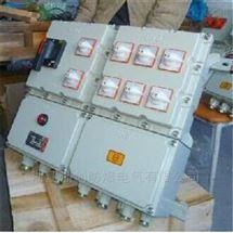 BXD53电厂用铸铝防爆动力配电箱