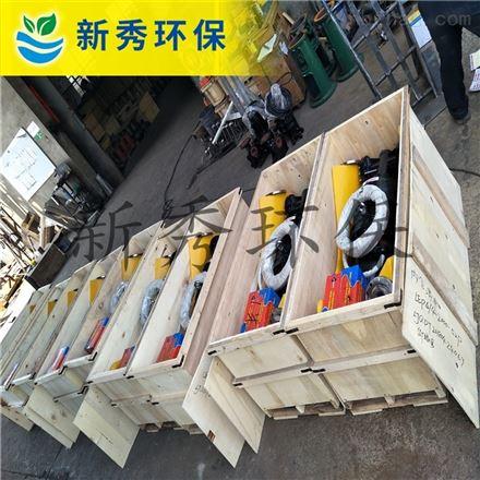低速潜水推流器不锈钢潜水 推流机结构厂家