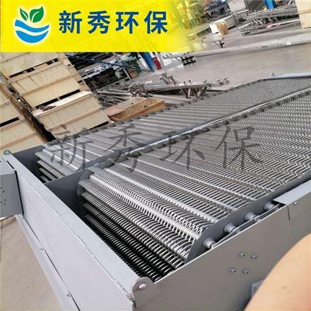 格栅清污机GSHP回转式机械格栅厂家