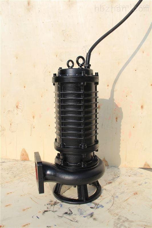 不锈钢潜水排污泵(自耦式)