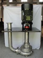 YW高性能液下排污泵
