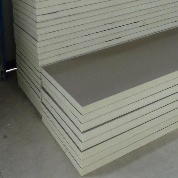 河北生产双面复合聚氨酯保温板