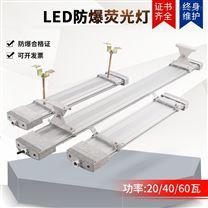 LED防爆荧光灯厂房照明隧道灯