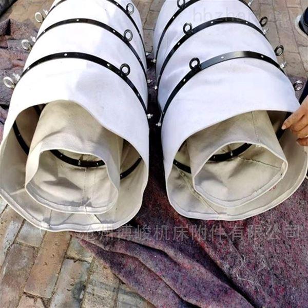 橡胶散装水泥输送布袋厂家供应