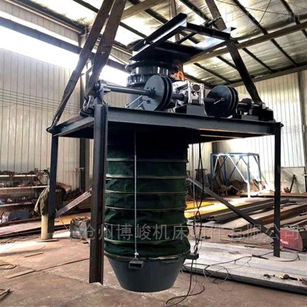 襄阳干燥机粉尘输送伸缩布袋厂家生产