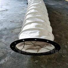 废气处理防晒耐磨伸缩布袋选对厂家
