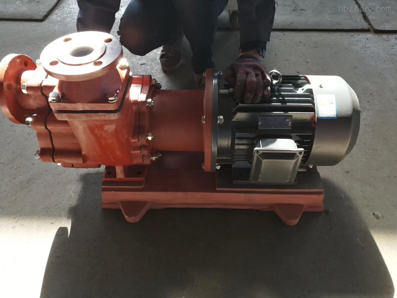 VSP氟塑料防爆强力真空自吸泵