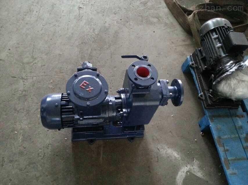 CYZ-A直联式防爆自吸泵
