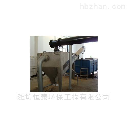 银川市砂水分离器操作的保养