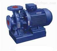 ISWISW卧式管道离心泵