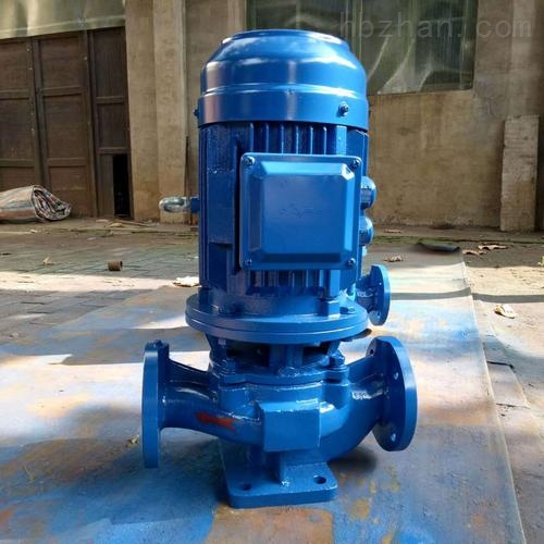 立式单级单吸离心泵|管道离心泵