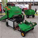5552全自动玉米秸秆青储打捆机生产厂家