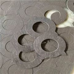 DN350耐高温橡胶石棉垫耐腐蚀吗