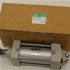 4F320E-08-TP-AC220V喜开理CKD滑动气缸LCR-12-40-A1D参考图