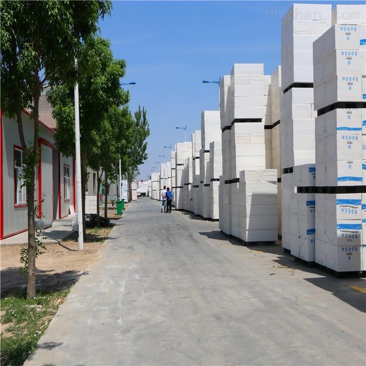 大城供应8公分热固性硅质聚苯板