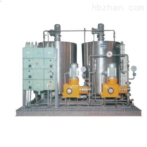 怀化市磷酸盐加药装置