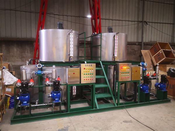 除磷加药装置系统