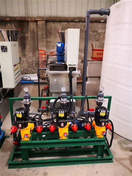 成套全自动不锈钢PAM溶液制备系统