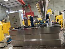 自动不锈钢PAM溶液制备系统