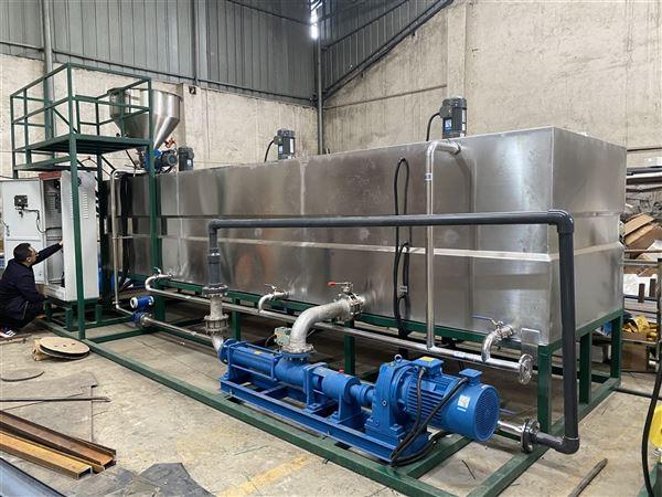 pam溶液制備系統生產