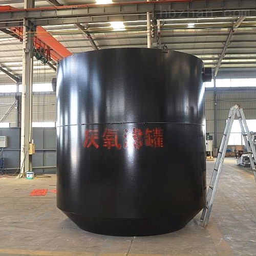 厌氧发酵罐的工作原理-反应器