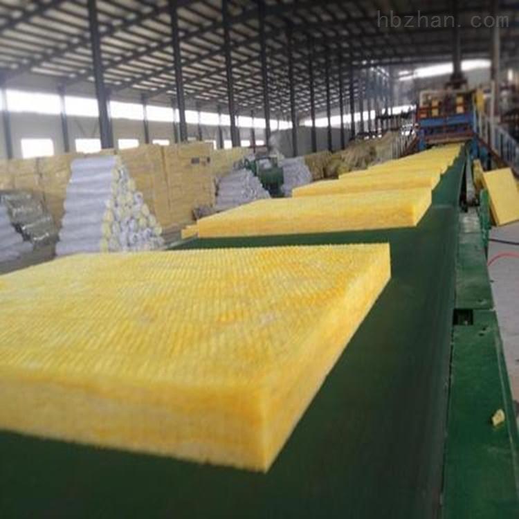 廊坊生产设备保温玻璃棉板