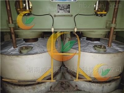 橡胶厂硫化机阀门管道保温套
