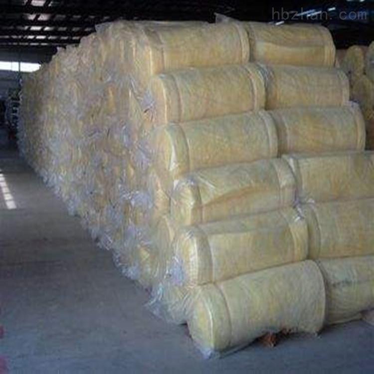 河北生产吸音环保无毒玻璃棉卷毡