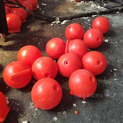 水库区域拦船警戒浮球 实心高强度浮漂