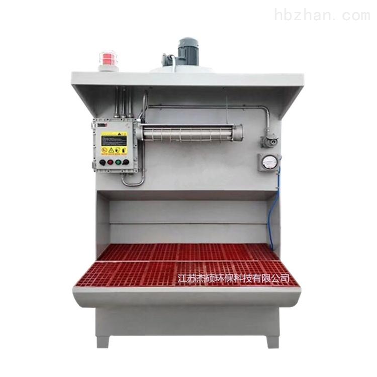 水帘湿式打磨吸尘工作台 湿式吸尘打磨机
