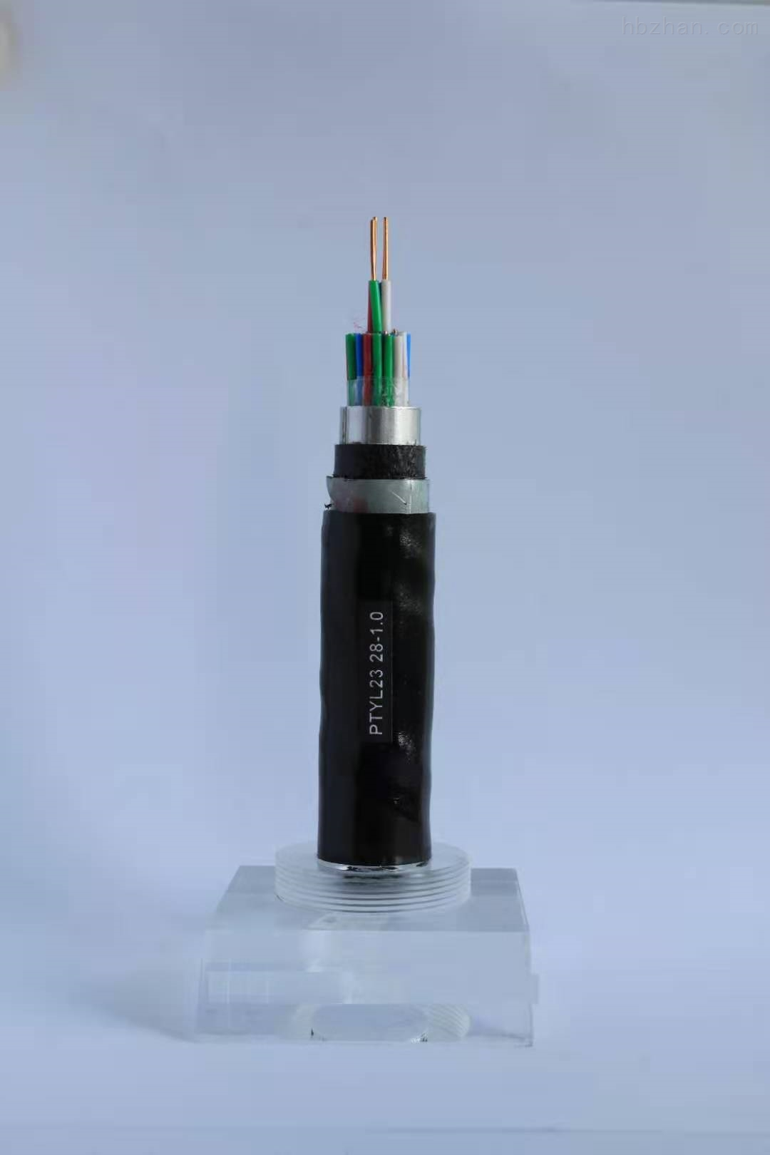 PTYV铠装信号电缆