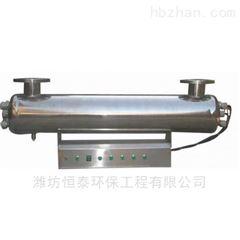 ht-314徐州市管道式紫外线消毒器
