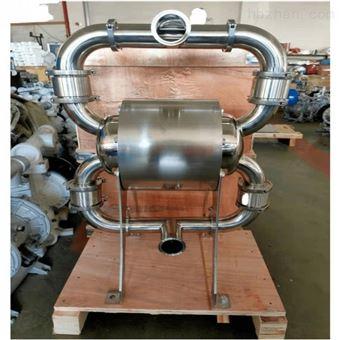 QBY3-W食品级不锈钢气动隔膜泵