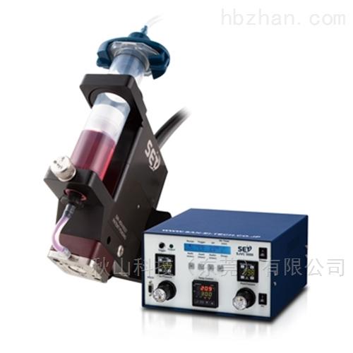 日本san-ei-tech高精度非接触喷射式点胶机