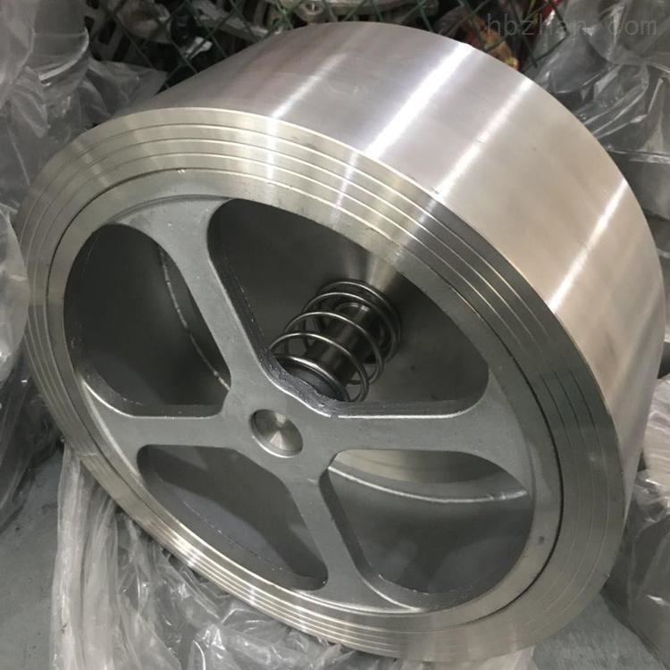 H71H/W不锈钢对夹式止回阀