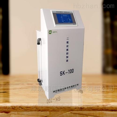 机械式二氧化氯投加器