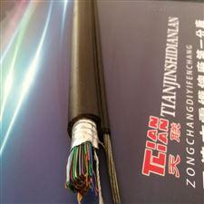 HYAC索道通信铠装电缆