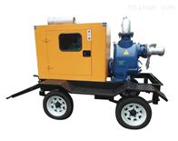 SP-8移动式柴油机自吸泵