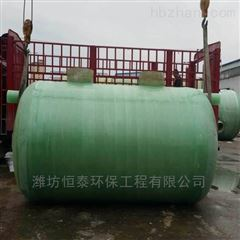 ht-418玻璃钢化粪池的作用
