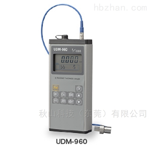 日本电磁测器NDK高精密超声波测厚仪UDM-960