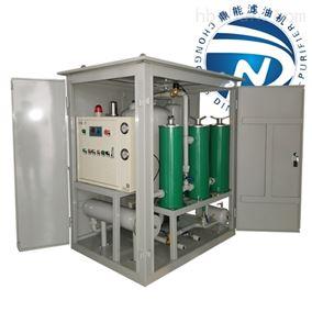 内蒙古变压器油真空滤油机