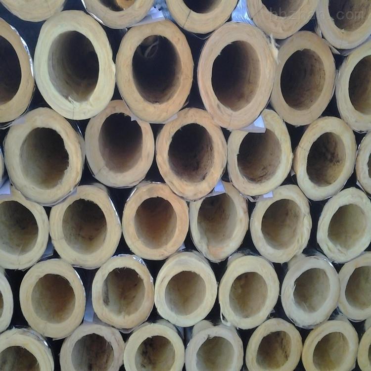 保温隔热硬质机制岩棉管质量优越