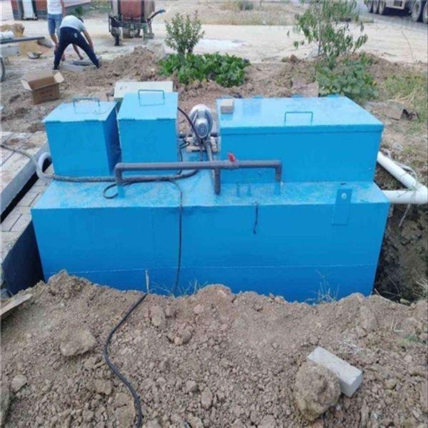 直销农村污水处理设备的厂家