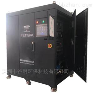 GN-2600S湖南会同车间喷雾除尘设备生产厂家