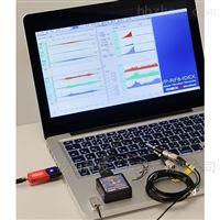 日本idex便携式3轴无线振动记录仪