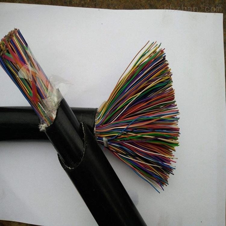 HYA23聚烯烃绝缘石油膏填充市内电话电缆